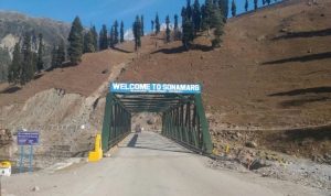 Welcome to Sonamarg